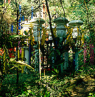 Secret Mexican Jungle Pleasure Garden