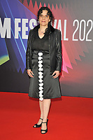 """Tanya Seghatchian at the 65th BFI London Film Festival """"The Power Of The Dog"""" American Express gala, Royal Festival Hall, Belvedere Road, on Monday 11th October 2021, in London, England, UK. <br /> CAP/CAN<br /> ©CAN/Capital Pictures"""