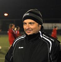 AA GENT LADIES - FC TWENTE :<br /> Jurgen Vernaillen, de nieuwe hoofdtrainer bij AA Gent Ladies<br /> foto Dirk Vuylsteke / Nikonpro.be