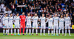 Team Real Madrid lines up prior to the La Liga 2017-18 match between Real Madrid and UD Las Palmas at Estadio Santiago Bernabeu on November 05 2017 in Madrid, Spain. Photo by Diego Gonzalez / Power Sport Images