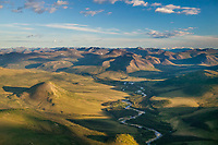 The Wild and Scenic Charley River, in the Yukon Charley Rivers National Preserve, interior Alaska.
