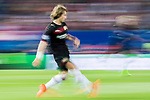 Tin Jedvaj of Bayer 04 Leverkusen in action during their 2016-17 UEFA Champions League Round of 16 second leg match between Atletico de Madrid and Bayer 04 Leverkusen at the Estadio Vicente Calderon on 15 March 2017 in Madrid, Spain. Photo by Diego Gonzalez Souto / Power Sport Images