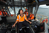 CentrePort operations in Wellington, New Zealand on Friday, 23 April 2021. Photo: Dave Lintott / lintottphoto.co.nz