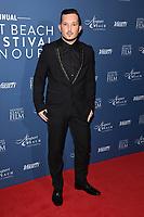 Cosmin Cernica<br /> arriving for the Newport Beach Film Festival UK Honours 2020, London.<br /> <br /> ©Ash Knotek  D3551 29/01/2020