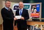 FLO GAS SVP Cheque