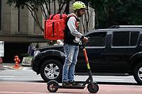 06.06.2019 - Empresas de patinete voltam a operar em SP