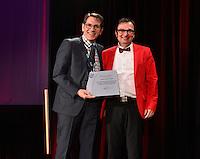 Montreal, CANADA, March 24, 2015 .<br /> <br /> Metal BERNARD awarded <br />  at STIQ Gala