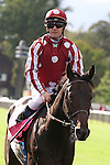 October 02, 2016, Chantilly, FRANCE -  Migwar with Olivier Peslier up at the Qatar Prix de'l Arc de Triomphe (Gr. I) at  Chantilly Race Course  [Copyright (c) Sandra Scherning/Eclipse Sportswire)
