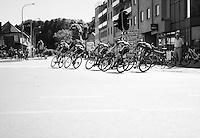 cornering at high speed<br /> <br /> GP Jef Scherens - Leuven 2016