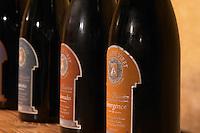 Bottles of Domaine Viret, Emergence Domaine Viret, Saint Maurice sur Eygues, Drôme Drome France, Europe
