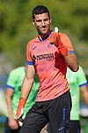 Getafe CF's David Soria during training session. August 6, 2021.(ALTERPHOTOS/Acero)