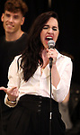"""Lena Hall during Jim Steinman's """"Bat Out of Hell - The Musical"""" - Open Rehearsal at New York City Center on July 30, 2019 in New York City."""