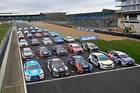 2020 British Touring Car Championship Media day. 2020 Grid