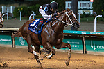 September 18, 2021: Just Might #3, ridden by jockey Rafael Bejarano wins the Louisville Thoroughbred Society Stakes at Churchill Downs in Louisville, K.Y. on September 18th, 2021. Jessica Morgan/Eclipse Sportswire/CSM