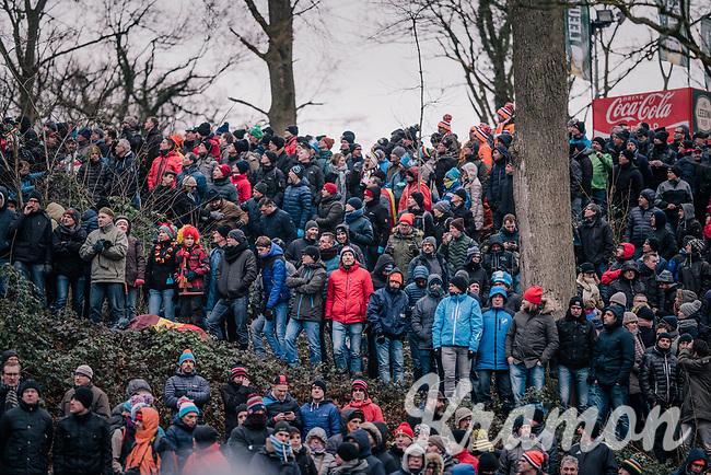 The Crowds<br /> <br /> Elite Men's Race<br /> UCI CX Worlds 2018<br /> Valkenburg - The Netherlands