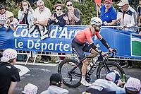 Nacer Bouhanni (FRA/Arkéa-Samsic)<br /> <br /> Stage 2 from Perros-Guirec to Mûr-d-Bretagne, Guerlédan (184km)<br /> 108th Tour de France 2021 (2.UWT)