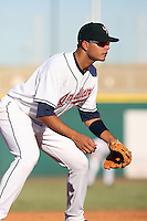 Carlos Rivero - Peoria Saguaros, 2009 Arizona Fall League.Photo by:  Bill Mitchell/Four Seam Images..