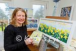 Artist Tina Reed