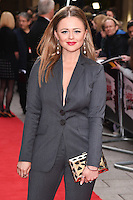 Emily Atack<br /> at the Empire magazine Film Awards 2016 held at the Grosvenor House Hotel, London<br /> <br /> <br /> ©Ash Knotek  D3100 20/03/2016