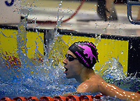 Michael Pickett (100m freestyle). Session ten on day five of the 2017 National Age Group Swimming Championships at  Wellington Regional Aquatic Centre in Wellington, New Zealand on Saturday, 25 March 2017. Photo: Dave Lintott / lintottphoto.co.nz