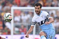 Marco Parolo Lazio.<br /> Roma 25-05-2015 Stadio Olimpico. Football Calcio 2014/2015 Serie A. Lazio - Roma. Foto Antonietta Baldassarre / Insidefoto