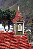 TRADITIONAL HAWAIIAN CHURCH - KAHAKULOA HAWAIIAN CONGREGATIONAL CHURCH - in WEST MAUI - MAUI, HAWAII