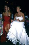 BIANCA E MAFALDA D'AOSTA<br /> DICIOTTESIMO COMPLEANNO DI ELISABETTA DE BALKANY<br /> PALAZZO VOLPI VENEZIA AGOSTO 1990