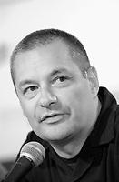 Jean-Pierre Jeunet au  Festival des Films du Monde,2001<br /> <br /> PHOTO : <br />  - Agence Quebec Presse<br /> <br /> NOTE : Les ajustements finaux, recadrage et retouche des poussieres seont effectuŽes sur les images commandŽes.