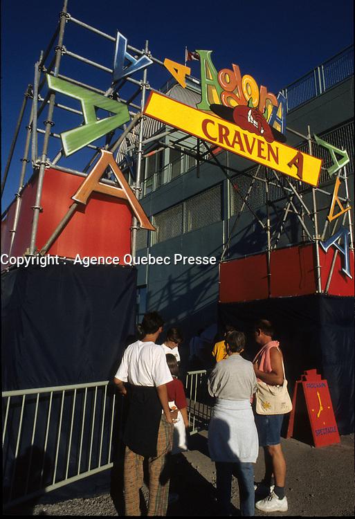 - Festival Juste Pour dans le Vieux-Port, 1999