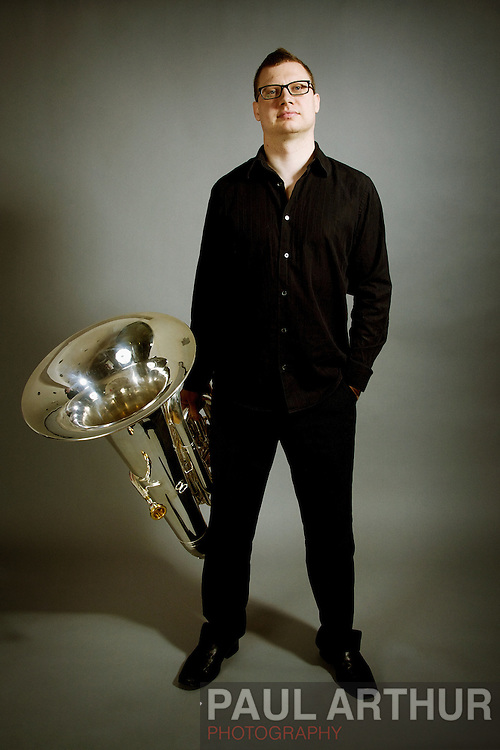 Ian Foster, Professional Tuba Player