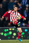 Aritz Aduriz Zubeldia of Athletic Club de Bilbao in action during the La Liga 2017-18 match between Getafe CF and Athletic Club at Coliseum Alfonso Perez on 19 January 2018 in Madrid, Spain. Photo by Diego Gonzalez / Power Sport Images