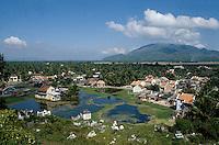 Landschaft bei Nha Trang, Vietnam