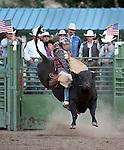 Fuji Park Smackdown Bull Riding 2014
