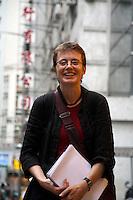 Ruth Kirchner in Hongkong, China on 17 April, 2008.