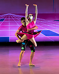 """Cary Ballet Company Tech Rehearsal  for """"Flick of the Wrist"""", Spring Works 2021.  Photographed at A J Fletcher Opera Theater, Raleigh, 16 & 17 April 2021"""