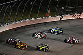 Ryan Hunter-Reay, Andretti Autosport Honda, Sebastien Bourdais, Dale Coyne Racing with Vasser-Sullivan Honda