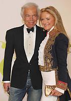 Ralph Lauren and wife Ricky 2009<br /> Photo By John Barrett/PHOTOlink.net