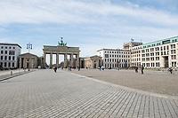 2020/03/16 Berlin | Corona-Virus | Folgen