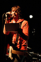 Montreal (Qc) CANADA , April 30, 2007-<br /> <br /> Aquaplane album launch at the O,Patro Vys.<br /> <br /> <br /> photo :  Kim Payant - Images Distribution