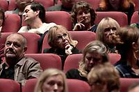Jean-Pierre JEUNET, Bulle OGIER - Avant Premiere D'APRES UNE HISTOIRE VRAIE de Roman Polanski - La Cinematheque francaise 30 octobre 2017 - Paris - France