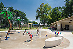 John Bishop Park SprayPark | MSA Architects