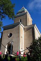 Kirche inFestung Suomemlinna, Helsinki, Finnland, UNESCO-Weltkulturerbe