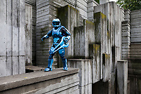 Halo Cosplay, Pax Prime 2015, Seattle, Washington State, WA, America, USA.