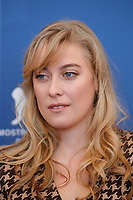 """VENICE, ITALY - SEPTEMBER 06: Louise Orry Diquero at the photocall of """"L'Evenement"""" during the 78th Venice International Film Festival on September 06, 2021 in<br /> CAP/GOL<br /> ©GOL/Capital Pictures"""