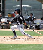 Travis Moniot - Chicago White Sox 2019 extended spring training (Bill Mitchell)