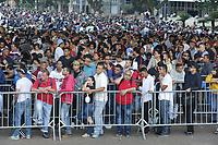 26.03.2019 - Mutirão do emprego causa fila em SP