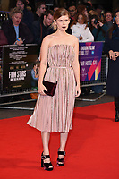 "Kate Mara<br /> arriving for the London Film Festival 2017 screening of ""Film Stars Don't Die in Liverpool"" at Odeon Leicester Square, London<br /> <br /> <br /> ©Ash Knotek  D3331  11/10/2017"
