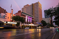 Congress Avenue is the heart of historic downtown Austin, Texas and is home to cultural centers, famous restaurants and all the arts and culture that makes this booming central Texas city famous.