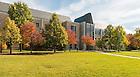 November 1, 2016; Mendoza College of Business. (Photo by Barbara Johnston/University of Notre Dame)
