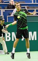 9-2-10, Rotterdam, Tennis, ABNAMROWTT, Thiemo de Bakker